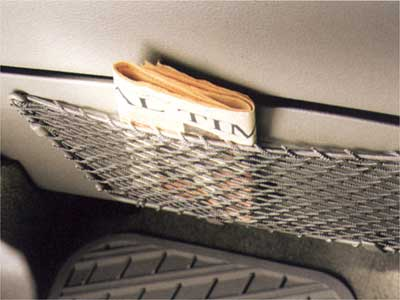 Net Pocket (Under Glove Box)