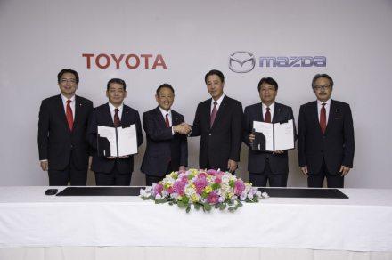 Mazda-Toyota-joint-venture