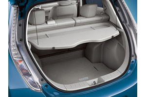 nissan_LEAF Cargo Cover